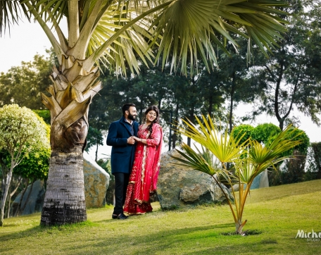 COUPLE-MOMENTS-CANDID-PREWEDDING-SIRSA-FARMHOUSE